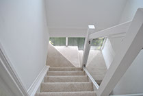 photo of loft conversion stairs 1