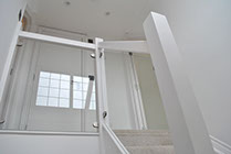 photo of loft conversion stairs 2